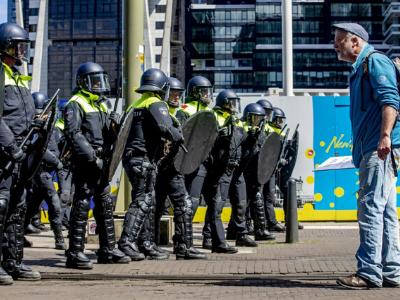 #5 Protestbrief aan burgemeester Remkes van Den Haag